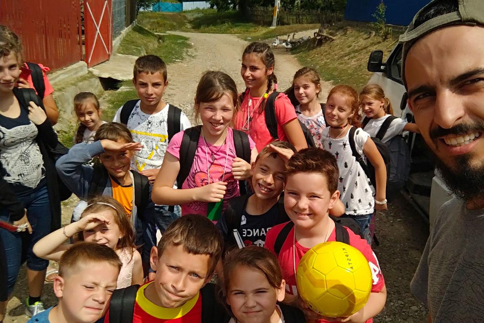 Departamentul de misiune Biserica Lumina Timisoara